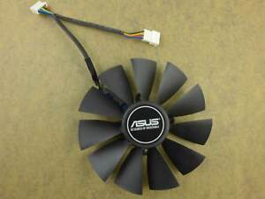 Details about 95mm ASUS GTX780 R9 280X 290 290X GPU VGA Fan Replacement  5Pin T129215SU