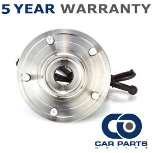 Front Hub Wheel Bearing Kit Fits Chrysler Grand Voyager 2.8 CRD 2008-2014