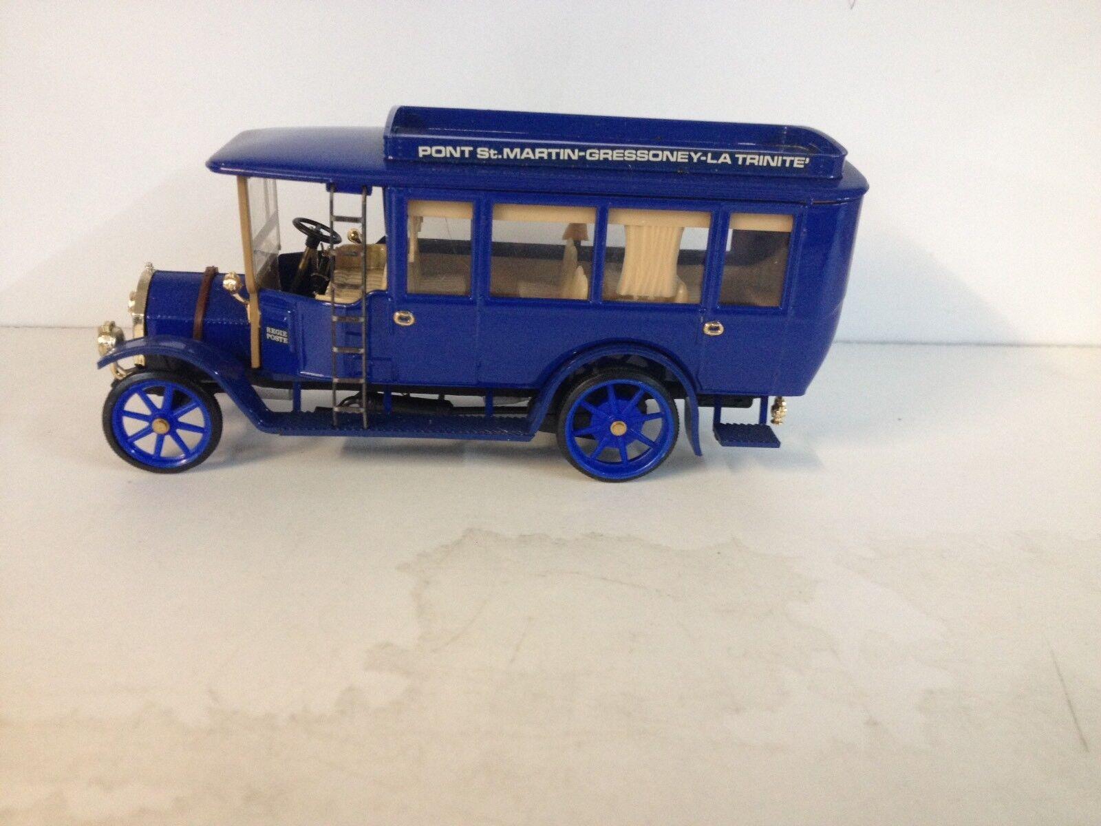Rio No.87 1915 Fiat Omnibus 18BL