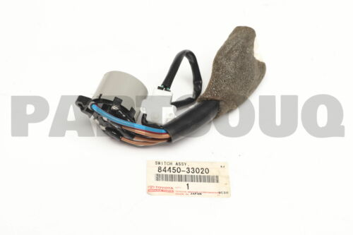 IGNITION OR STARTER 84450-33020 8445033020 Genuine Toyota SWITCH ASSY