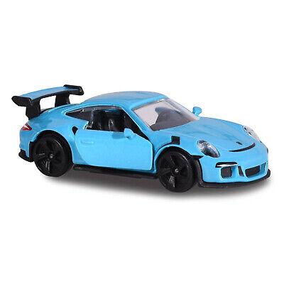 Porsche 911 991 Gt3 Rs Blue Majorette Premium Cars 2019 209h 1 64 Die Cast Car Ebay