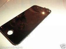 Defekte Display Einheit Schwarz für Apple iPhone 4 oder 4S?, Glas gesprungen