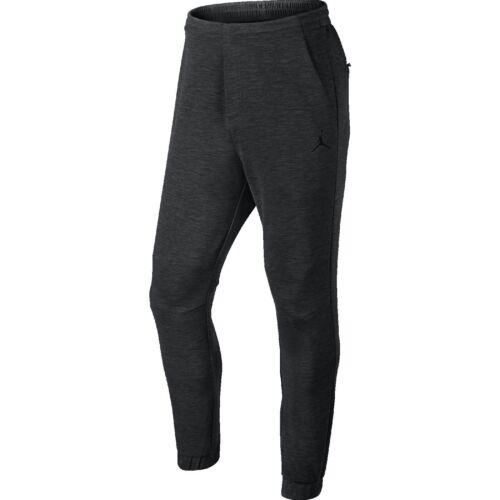724493-060 New with tag MEN/'S NIKE Jordan Knit City Cuffed  Pant GREY $90