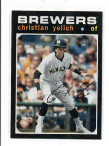 CHRISTIAN-YELICH-2020-TOPPS-HERITAGE-174-THROWBACK-VARIATION-SSP-FC3578