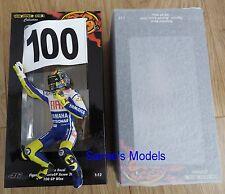 Minichamps-Valentino Rossi Figura, 2009 ASSEN MOTOGP' 100 GP gana's - 1/12 Nuevo