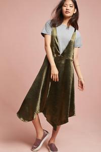 NWT New Anthropologie Tee Layered Slip Dress Size XS   Runs big by Maeve