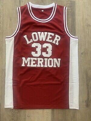 Kobe Bryant Lower Merion High School Basketball Jersey Medium M | eBay