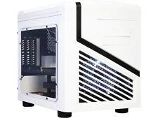 APEVIA X-QBER-WHT White SECC Micro ATX / ITX Cube Case Computer Case