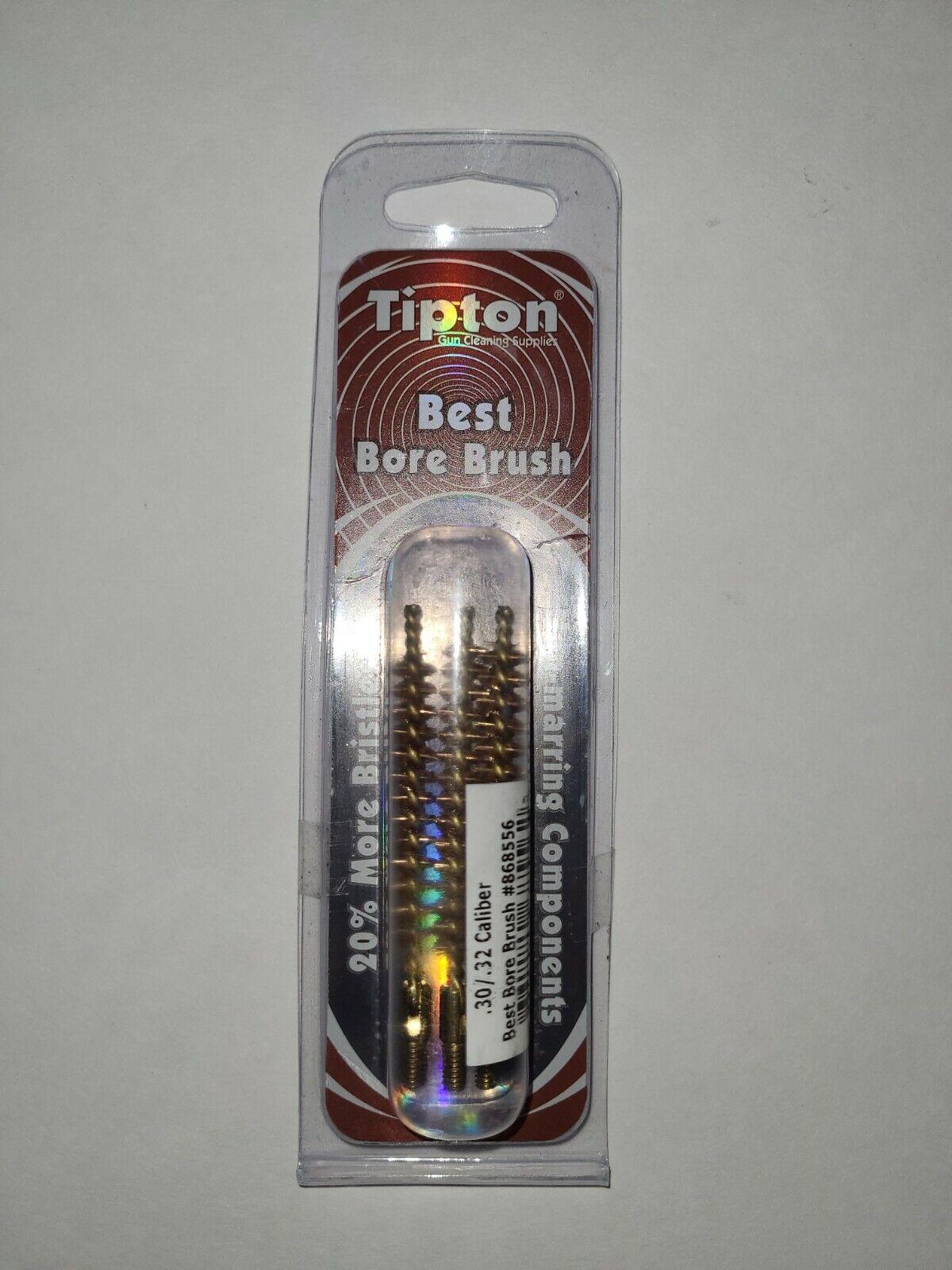 Tipton fusil bronze Bore Brosse .30//32 Cal 3pk