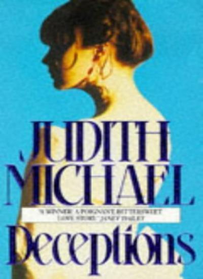 Deceptions By  Judith Michael. 9780751509076
