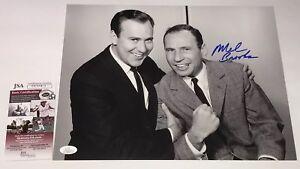 Mel-Brooks-TWO-THOUSAND-YEAR-OLD-MAN-Signed-11x14-Photo-Autograph-JSA-COA