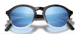 0c1fc6a79f Image is loading SUNSKI-034-Singelfin-034-Polarized-Unisex-Sunglasses-BLACK-