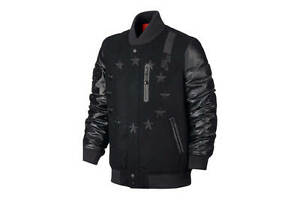 Details about NIKE AIR DESTROYER JACKET BLACK BLACK SZ S [802644 010]