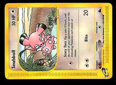 ENGLISH CARD POKEMON SKYRIDGE UNCO CARTE N°  45//144 WOBBUFFET