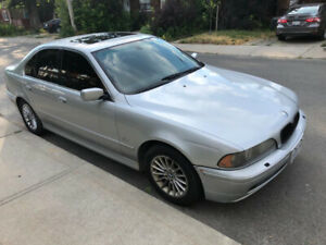 2003 BMW Series 5 540i Sedan - Good condition