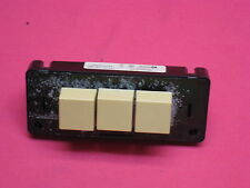USED  VINTAGE FACTORY ORIGINAL MAYTAG WASHER BUTTON SPIN SPEED SWITCH 2-5609