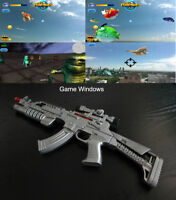 AR Gun Augmented Reality Console Shooting Game Controller Phone Holder Bluetooth
