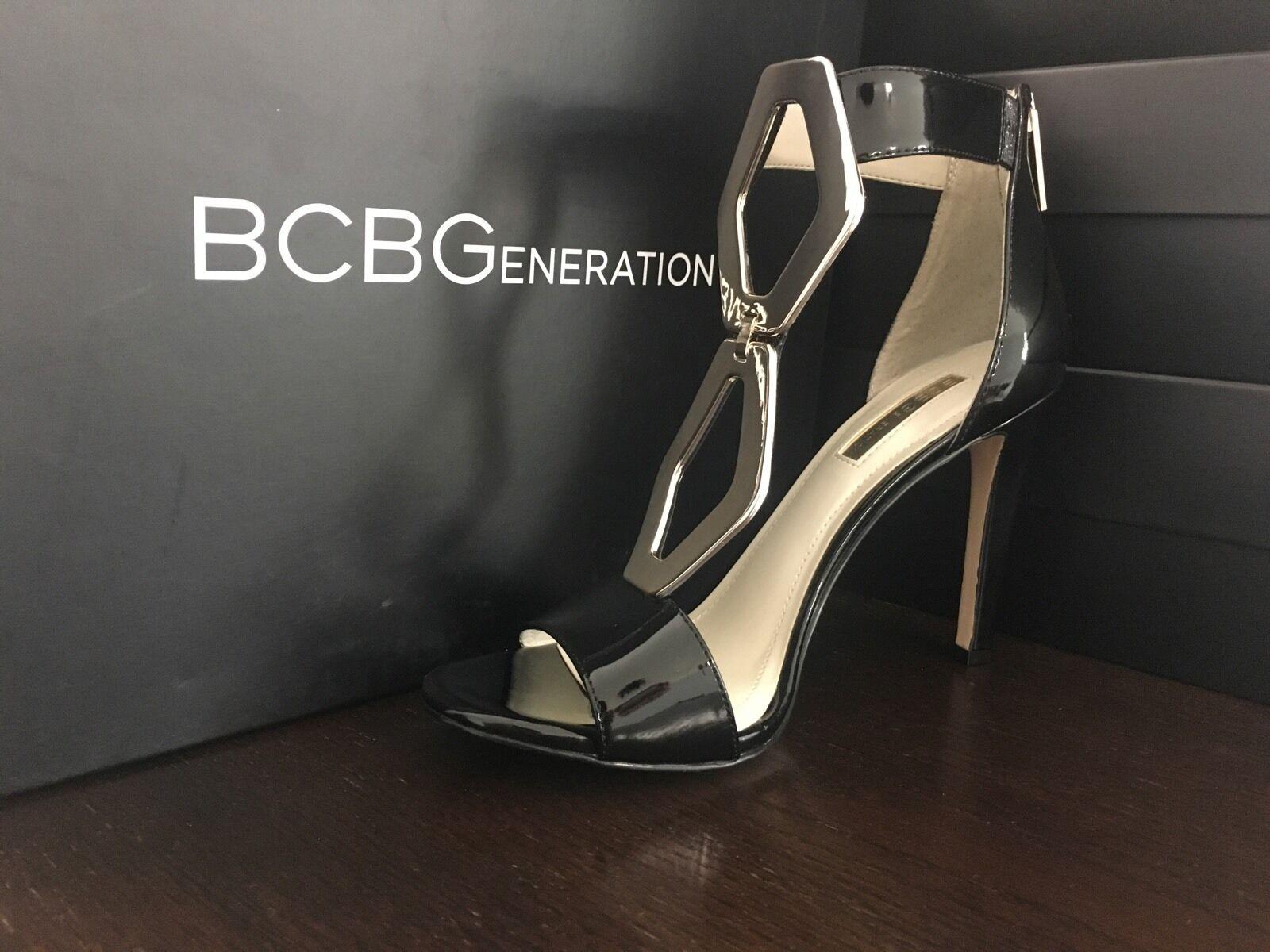 Bcbgeneration Bcbgeneration Bcbgeneration para mujeres Zapatos Cayce Tobillo Bombas De Moda Tacones bgbgmaxazria-Correa  tienda de descuento