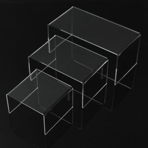 Acrylic-PERSPEX-Riser-Shelf-Nesting-Plinths-Shop-r-Display-Stands-medium