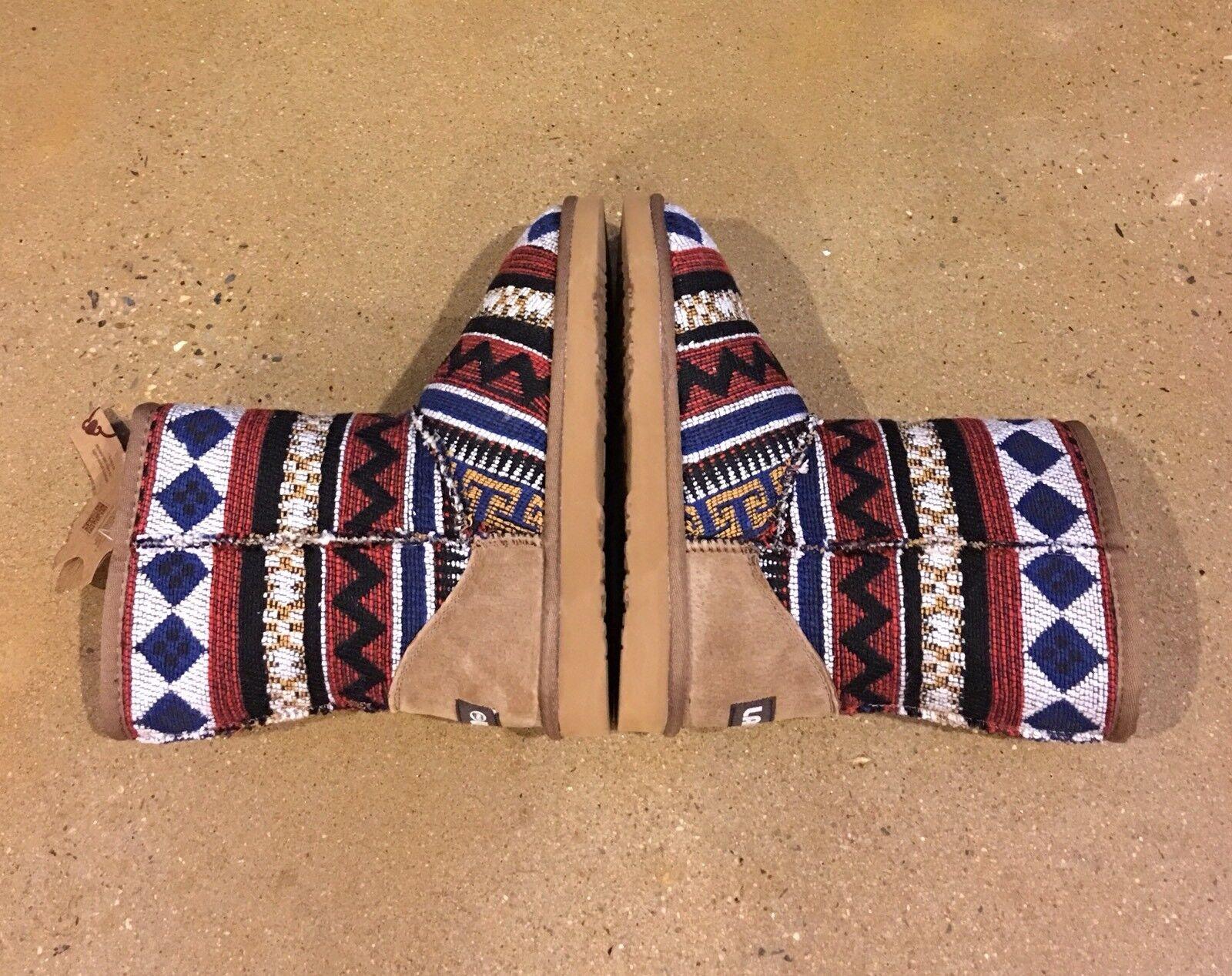 Lamo Ocotillo Chestnut Größe 6 US Damens's Mexican Style Blanket Style Mexican Stiefel 19e6ca