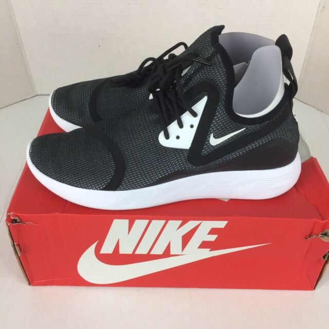 615220ab50 Nike Lunarcharge Lunar Charge BR Black White Sz 10.5 942059 001 for ...