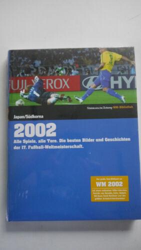 1 von 1 - WM 2002 Japan / Südkorea - Süddeutsche Zeitung WM-Bibliothek - Ungelesen / OVP