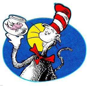 Image Is Loading 2 5 034 Dr Seuss Cat