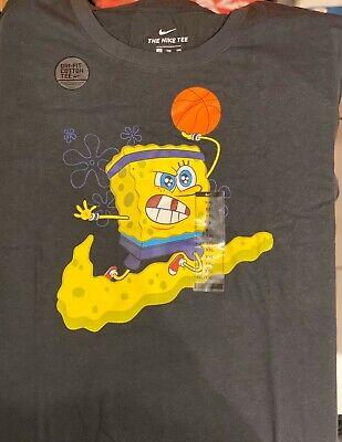 Nike Kyrie x Spongebob DRI-FIT Tee /'Patrick/' CJ9266-010 sz S-2XL