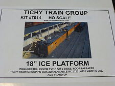 "Tichy Train Group #7014 (HO Scale) Icing Platform/Dock -- Kit - 18"" 45.7cm Long"