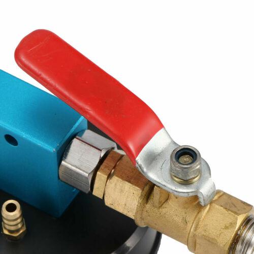 Durable Car Vehicle Vacuum Brake Bleeder Tank Fluid Oil Change Pump Oil Tool US