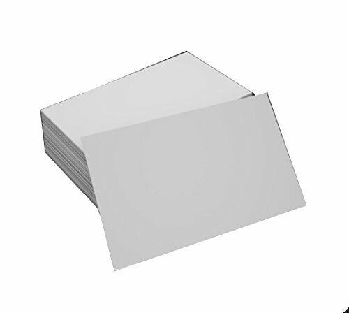 House of Card  Paper A4 220 gsm Card White Pack of 50 Sheets