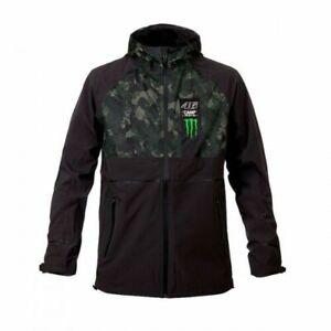 VR46-Official-Valentino-Rossi-Monster-Camp-Jacket-Medium-UK-Stock