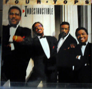Four-Tops-Indestructible-LP-Promo-Sealed