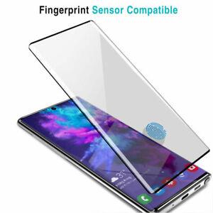 HD-Samsung-Galaxy-Note-10-amp-Plus-10D-9H-Panzerfolie-Hartglas-Displayschutz-FULL