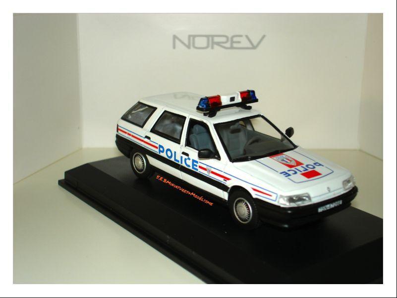 Renault Nevada Police 1989 1 43 NOREV