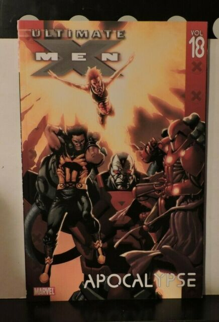 Ultimate X-Men Apocalypse Vol 18 Marvel Comics TPB