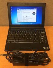Dell Latitude 2120 Netbook Intel Atom N550 @ 1.5GHz 2GB RAM 250GB HD Windows 7