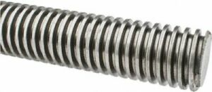 "3 foot 3//4/"" 6 x 36 inch Acme Threaded Rod 3FT"