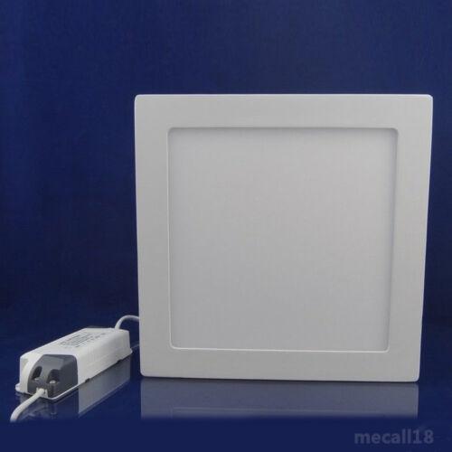 9W 12W 18W 21W Dimmbare Eingelassenen LED Panel Licht Epistar Decke Downlight AC