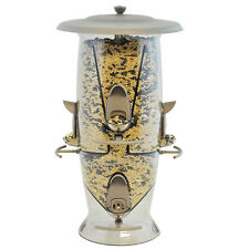 More Birds 22 Abundance Songbird Feeder with 6 Feeding Ports, 6 Lb Capacity