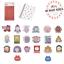 TWOTUCKGOM-MONSTA-X-Travel-Sticker-amp-Fashion-Sticker-Official-KPOP-Authentic-MD miniature 27