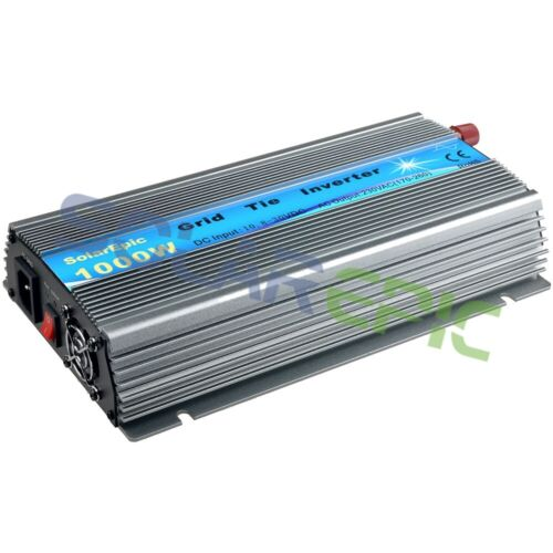 1000 W Grid Tie Inverter 110 V ou sortie 220 V MPPT sinusoïdale pure onduleur Power