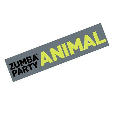 put anywhere great advertising kids love! Zumba Stickers!10 assorted stickers