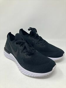 Nike-Men-s-Epic-React-Flyknit-2-Running-Shoe-10-5-US-Black-White