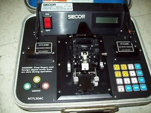 Seicor-Northern-Telecom-NT7L30AC-Optical-Fusion-Splicer