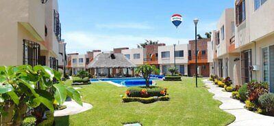 Venta de casa en condominio, Tezoyuca, Morelos...Clave 3588
