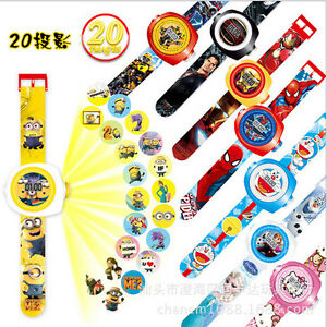 20-Image-Digital-Projector-Projection-Wrist-Watch-Kid-Toy-Boy-Girl-Birthday-Gift