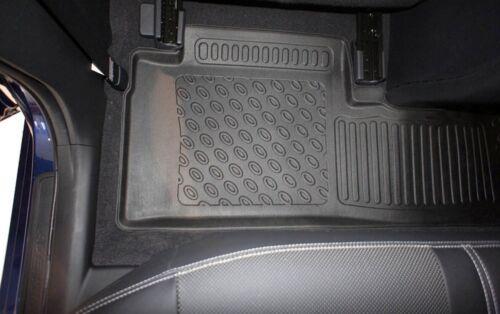 OPPL Fußraumschalen 4-teilig statt Gummifußmatten für Toyota Avensis III 2009