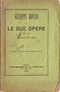 Giuseppe-Rovani-e-LE-SUE-OPERE-per-l-039-Avv-Antonio-Vismara-1a-ed-1874