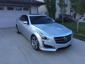 Rare 2014 Cadillac CTS Vsport LOW KM